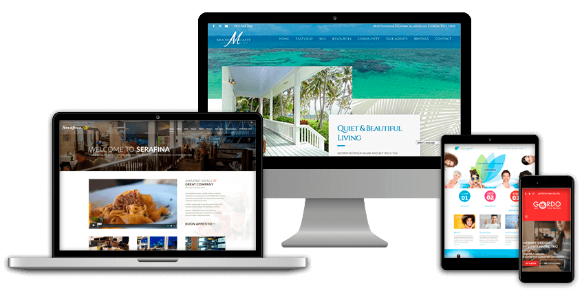 7 Web Design Trends to Embrace in 2020 - responsive design website portfolio gordo web design fort lauderdale south florida